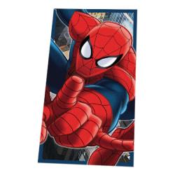 Spindelmannen Spiderman Handduk Badlakan multifärg