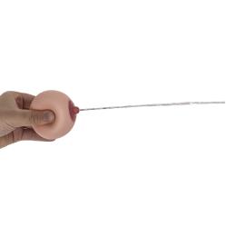 Squirt Tutte Bröst Skämt Prank Joke Boob Stressboll