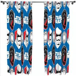 Star Wars Gardiner Kylo Ren Stormtrooper  168cm x 183cm Blue one size