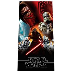 Star Wars Kylo Ren Stormtroopers Handduk Badlakan 140cm  multifärg