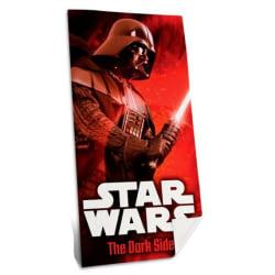 Star Wars The Dark Side Handduk Badlakan 140cm  multifärg