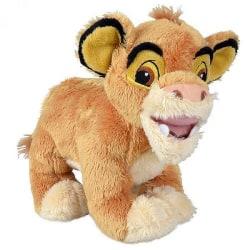 The Lion King Lejonkungen Simba Plush Gosedjur Plysch Mjukis 25c multifärg
