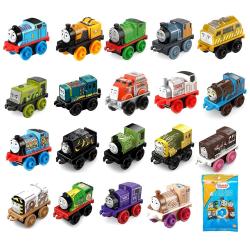 Thomas & Vännerna Minis Blind Packs Leksak Tåg 4-6cm multifärg