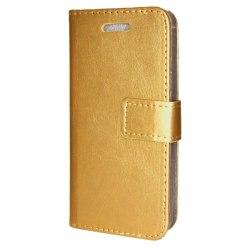 TOPPEN Huawei P10 Lite Plånboksfodral 4st Kort Guld