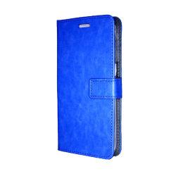 TOPPEN Plånboksfodral Sony Xperia X Mörkblå