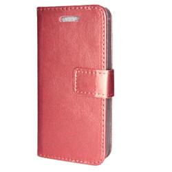 TOPPEN SLIM Samsung Galaxy Xcover 4 Plånboksfodral 4st Kort Rosa guld
