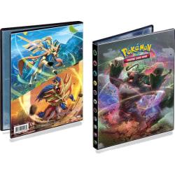 Ultra Pro Pokemon 4-Pocket Pärm - Sword & Shield 2 multifärg