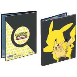 Ultra Pro Pokemon 4-Pocket Portfolio - Pikachu 2019 multifärg