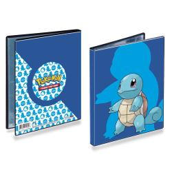 Ultra Pro Pokémon 4-Pocket Portfolio Squirtle Samlarpärm multifärg