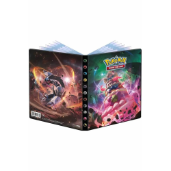 Ultra Pro Pokémon 4-Pocket Portfolio Sword and Shield 3.5 Samlar multifärg