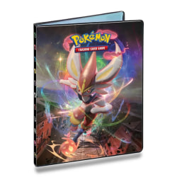Ultra Pro Pokemon 9-Pocket Portfolio - Sword & Shield 2 multifärg