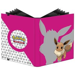 Ultra Pro - Pokémon - Eevee 2019 9-Pocket Pro - Samlarpärm Rosa