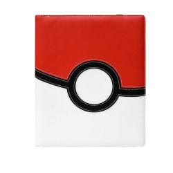 Ultra Pro Pokemon Pokeball Pro Binder EX Samlarpärm 360 Kort Röd