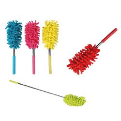 Utdragbar Och Böjbar Dammvippa i Mikrofiber I Glada Färger multifärg
