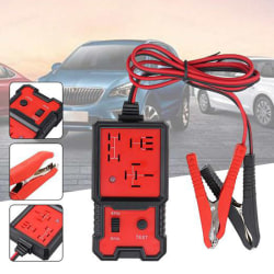 12V Universal Electronic Automotive Relay Tester For Cars Auto B Red