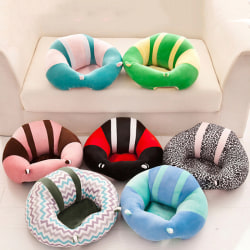 Baby seats sofa support chair learning to sit soft plush toy sea A5