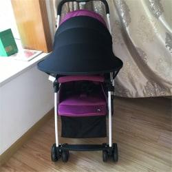 Baby Stroller Sunshade Canopy Cover For Prams Sunshade Stroller 0 1