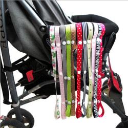 Baby Toys Saver Sippy Cup Bottle Strap Holder For Stroller/High