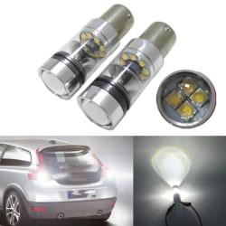 Cree XBD 100W 1156 S25 P21W BA15S LED Backup Light Car Reverse