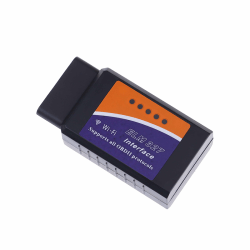 ELM327 WiFi OBD2 Car Diagnostic Scanner Code Reader Tool For iPa one size