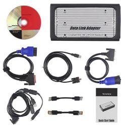 Inline 6 Data-link Communication Adapter Kit Diagnostic Tool Inl Black