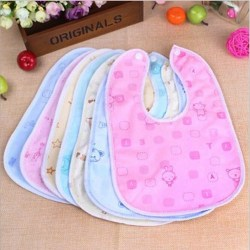 Newborn Toddler Infant Baby Boy Girl Bibs Waterproof Saliva Cart 0 0