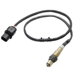 Oxygen Sensor Lambda Sensor 5 Wire 17025 Lsu 4.9 For Bosch Denso Black