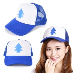 Women Men Trucker Baseball Cap Pine Tree Dipper Gravity Fall Mes 58-60CM