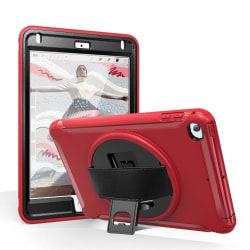 360 graders roterbart fodral till iPad mini 2019 & mini 4 Red