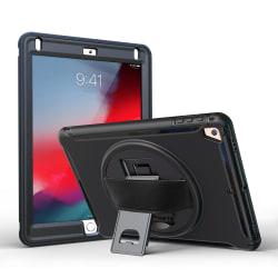360 graders roterbart skydd till iPad 9.7 inch 2017 Svart