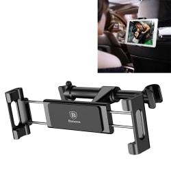 Baksätes bilhållare för mobil och surfplatta - Fäste till bilens nackstöd