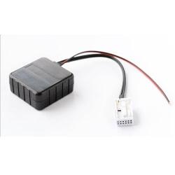Bluetooth Modul adapterkabel till Audi 6-disc CD