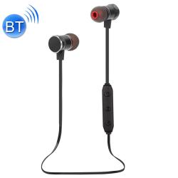 Bluetooth Sporthörlurar BT 5.0  Svart