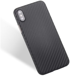 Carbon Fibre Skal iPhone X/XS