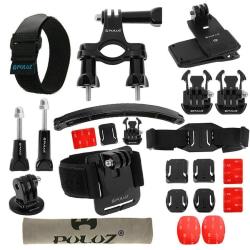 Cykeltillbehör 24i1 till GoPro Kamera