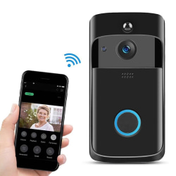 Dörrkamera WiFi 720P Smartphone support