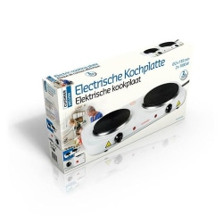 Dubbel elektrisk kokplatta