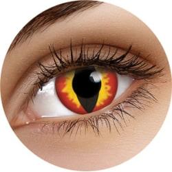 Färgade Linser Phantasee Dragon Eyes