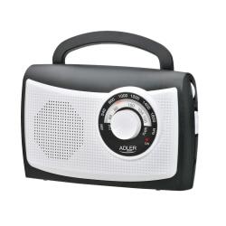 FM&AM-radio från Adler