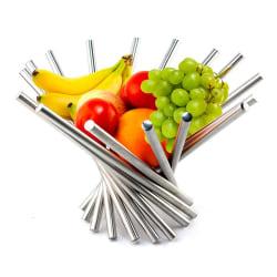 Fruktskål Rostfritt Stål