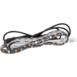 Grundig LED-strip 1m USB RGB