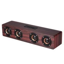 Högtalare med Bluetooth 4.2 och 3,5 mm uttag