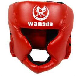 Huvudskydd till boxning