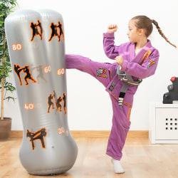 InnovaGoods Uppblåsbar Boxningsäck för Barn