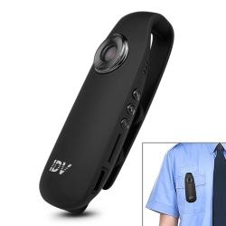Kroppskamera HD 1080P med Clip