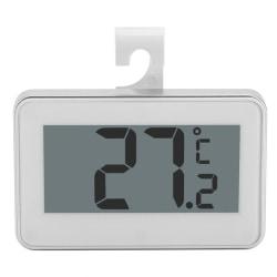 Kylskåpstermometer med stor LCD display
