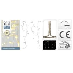 Ljusdraperi LED 3m - Varmvit