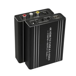 NK-H12 4K HDMI till CVBS & S-Video konverterare