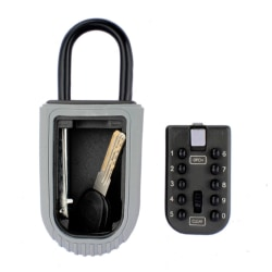 Nyckelskåp med kodlås