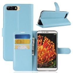 Plånboksfodral med ställ Huawei Y6 2018 Blå